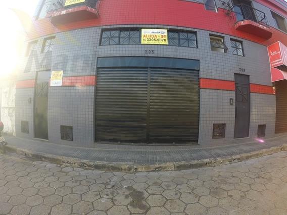Comercial Para Aluguel, 0 Dormitórios, Centro - Tatuí - 1036