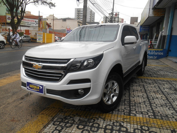 Chevrolet S10 2.5 Lt Cd Flexpower 2017