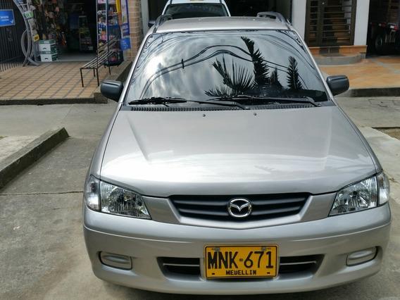 Mazda Demio Mt 1300 Aa Dh Ve 2007