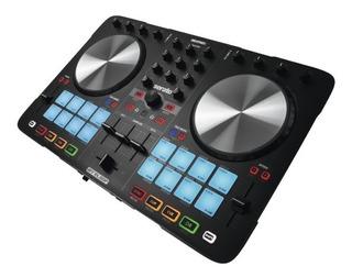 Controlador Usb Reloop Beatmix 2 Mk2 Serato Dee Jay *yulmar*