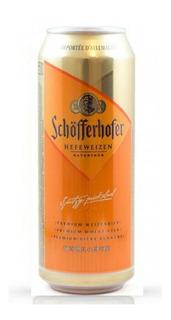 Cerveza Schöfferhofer Hefe Lata X 500ml - Monte Castro