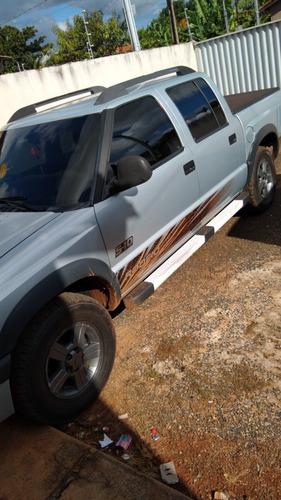 Chevrolet S10 2.8 Rodeio Cab. Dupla 4x2 4p 2011