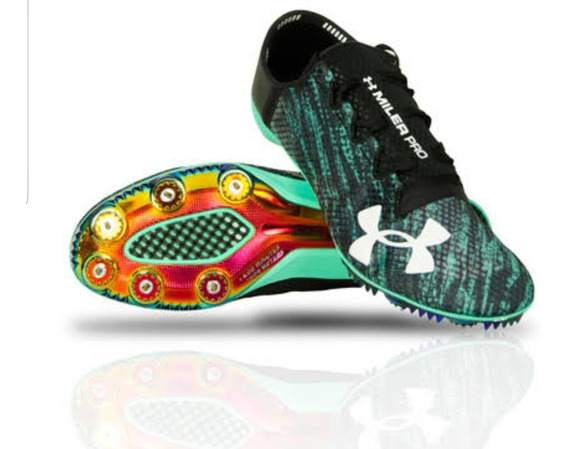 Spike Atletismo Under Armour 27cm Y 28.5