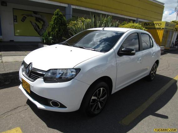 Renault Logan Exclusive 1.6 Mecánico Sedán