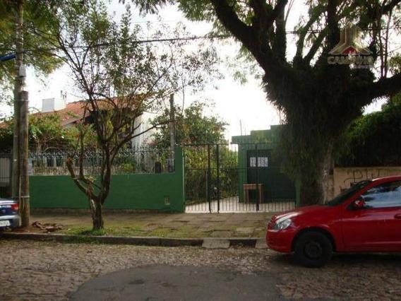 Terreno Residencial À Venda, Cristal, Porto Alegre. - Te0167