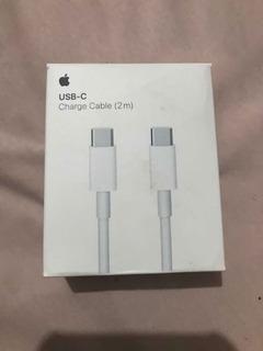 Cabo Usb-c Original Apple (2m)