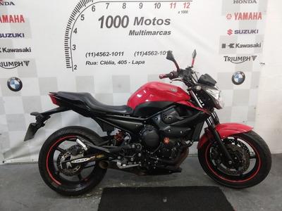 Yamaha Xj 6 N 2012 Otimo Estado Aceito Moto