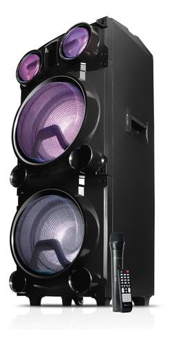 Klip Xtreme Zoundtastik Pro Parlante 2000w Bluetooth Kls-900