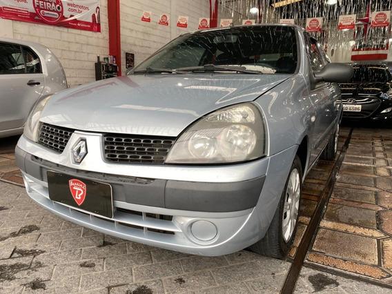 Renault Clio 1.0 Expression 2p Completo Impecavel