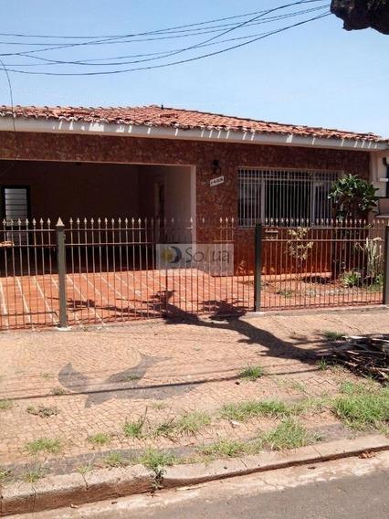 Casa Residencial À Venda, Parque Taquaral, Campinas. - Ca0518