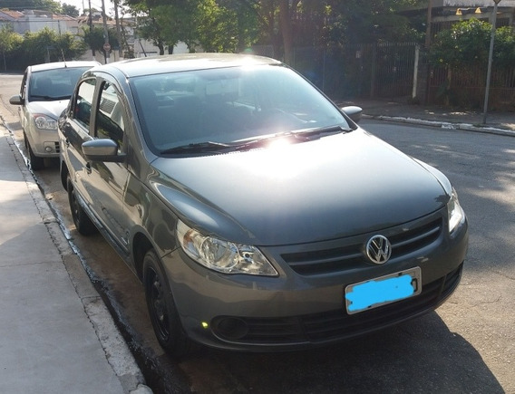 Volkswagen Voyage 1.6 Vht Trend Total Flex 4p 2011