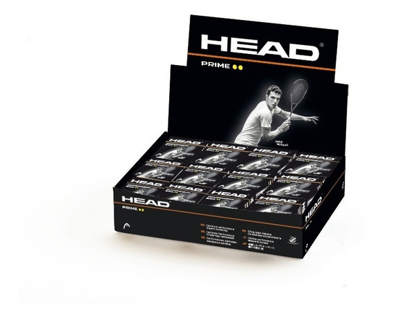 Pelota Head Sq Prime Ball Dyd X12 287306