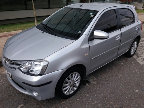 Toyota Etios 2014 1.5 16v Xls 5p