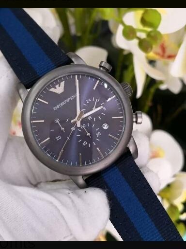 Relógio Armani Ar1949, 1 Ano De Garantia