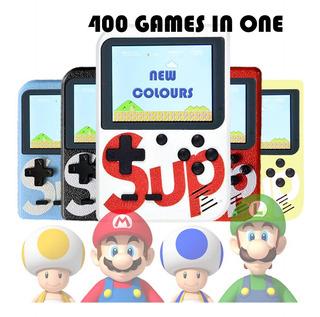 Nintendo Sup Game Box Boy 400 Juegos Incluye Control 25d
