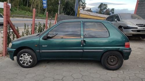 Imagem 1 de 6 de (11) Sucata Peugeot 106 1.0 1999 (retirada Peças)