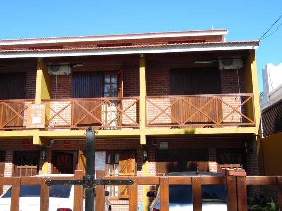Casa Triplex 8p 5amb 3dor2baños Wifi A/a-
