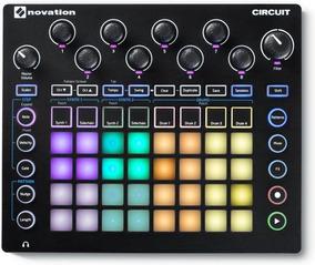 Groovebox Controlador Dj Novation Circuit Sintetizador Midi