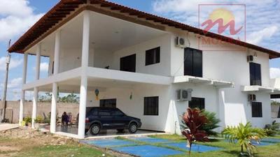 Casa Residencial À Venda, Marabaixo, Macapá. - Ca0162