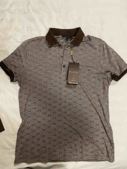 Playera Polo Gucci