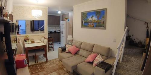 Casa De Condomínio Com 3 Dormitórios Sendo 2 Suítes E 1 Vaga À Venda, 88 M² Por R$ 480.000 - Parque Mandaqui - São Paulo/sp - Ca1869