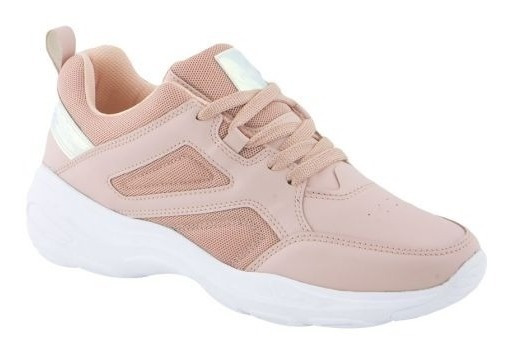 Tenis Casual Durazno Pink 7962