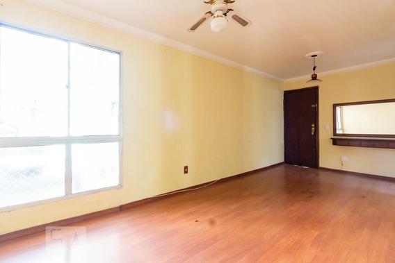 Apartamento No 2º Andar Com 3 Dormitórios E 1 Garagem - Id: 892944466 - 244466