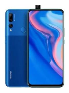 Celular Huawei Y9 Prime 2019 Azul+chip De Regalo Telcel