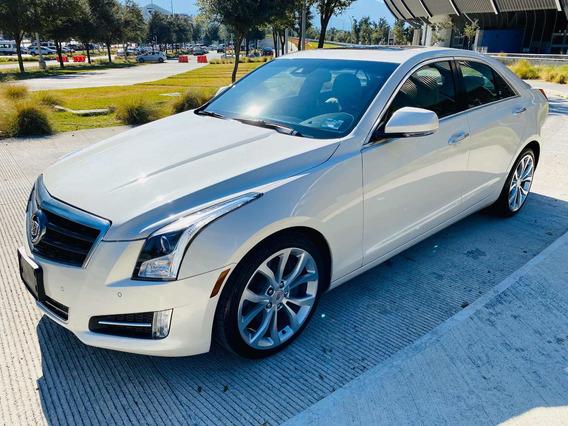 Cadillac Ats Ats 2.0 Turbo