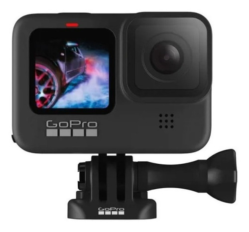 Câmera Digital Gopro Hero 9 Black 5 K 20 Mp Original Com Nfe