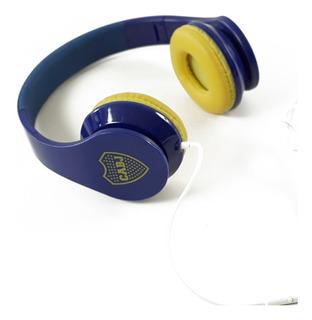 Auriculares Hi-end Boca Juniors Wsb-bj001(producto Oficial).