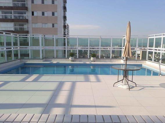 Apartamento Com 1 Dorm, Embaré, Santos, Cod: 10514 - A10514