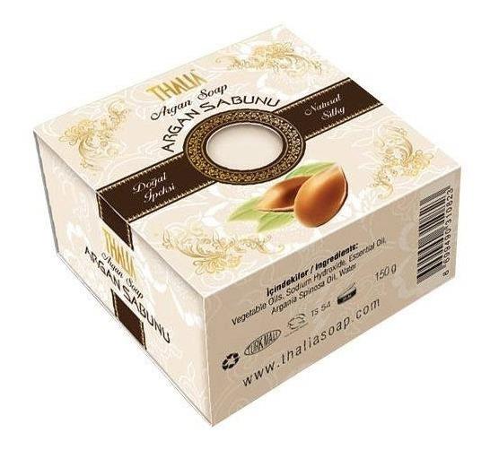 Sabonete De Argan 100% Natural - Importado