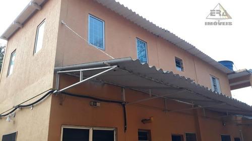 Imagem 1 de 10 de Casa Residencial À Venda, Jardim Yamamoto, Arujá. - Ca0657