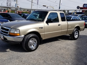 Ford Ranger Pickup Xlt V6 Super Cab Ee Cd At 1999