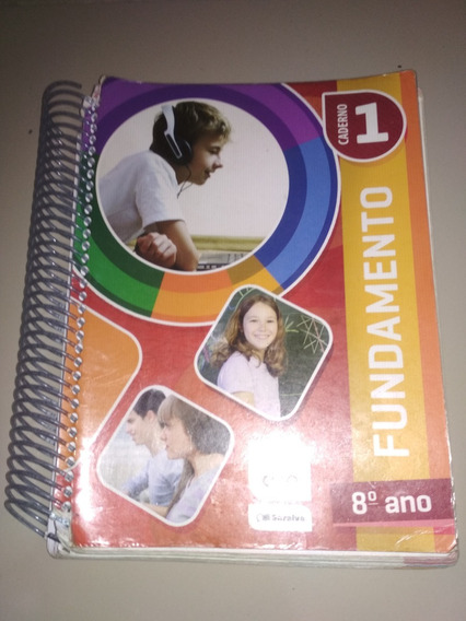 Livro - Lote 6 Und Espanhol/fundamento Ensino Etico 8° Ano