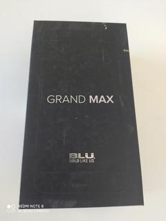 Smartphone Bru Grande Max Dual Sim 3g Tela 5.0 Preto