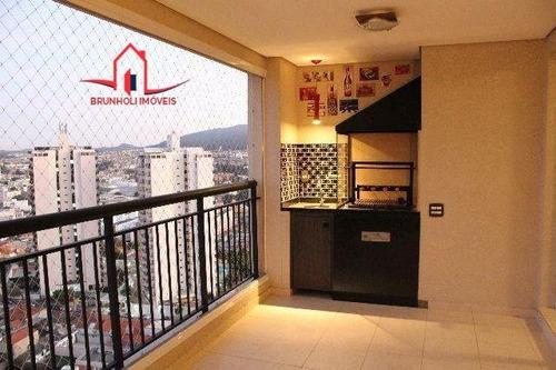 Apartamento A Venda No Bairro Jardim São Bento Em Jundiaí - 1367-1