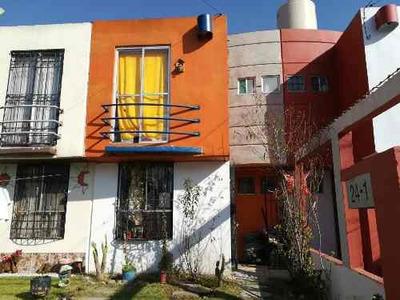 $685.000 Casa En Privada 2 Niv Fracc Alborada Cuautitlan