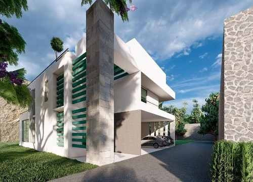 Moderna Casa En Preventa, Chimalistac / Álvaro Obregón