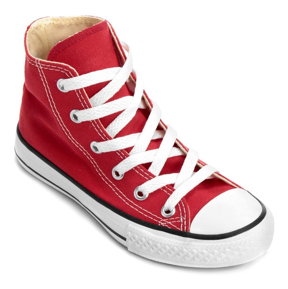 Tênis All Star Converce Chuck Taylor Hi Infantil - Original