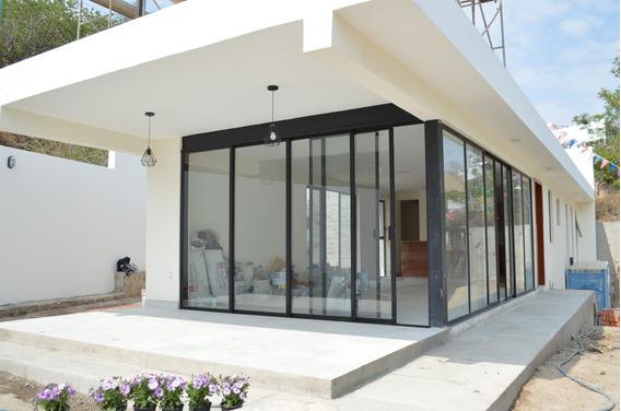 Casa Nueva En Chapala