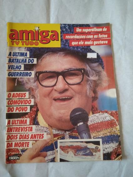 Revista Amiga 948 - Adeus Velho Guerreiro