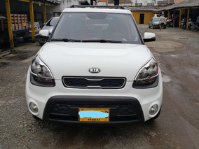 Kia Soul Blanco 2013 Perfecto Estado