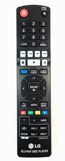 Controle Remoto Original Blu-ray Lg Akb73615701 Bp420 Bp620