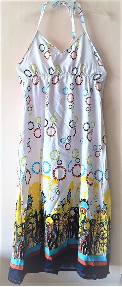Batas Vestidos Tipo Pijama Niña Textil Algodon 1era Calidad