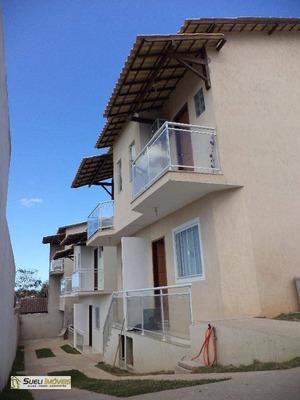 Casa Disponível Para Venda No Novo Horizonte - Ca0097