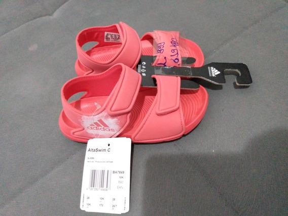 Sandália adidas 26/27 Altaswim Infantil