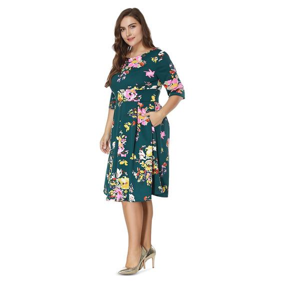 Collar Corona Maluma Vestidos Para Mujer Verde En Mercado