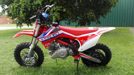 Moto Cross Beta Rr 50 Cc Kinder Enduro 4t 0km Motovega
